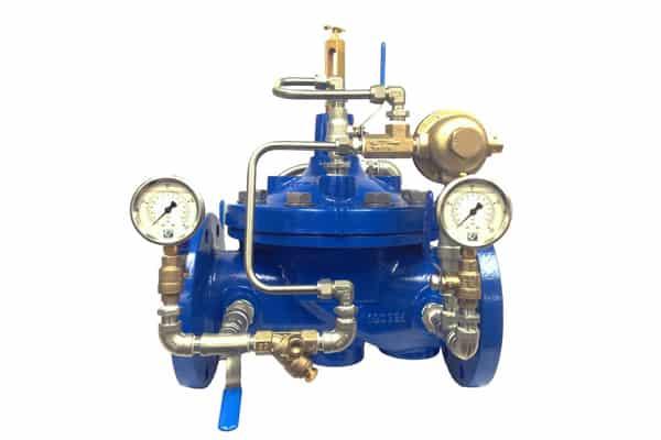 Water-pressue-management